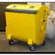 Контейнеры для мусора, бытовых и промышленных отходов фото