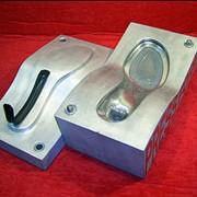 Пресс-форма для литья подошвы с супинатором фото