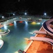 Строительство открытых аквапарков фото