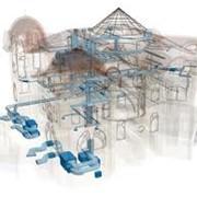 Проектирование внутренних инженерных сетей для жилых и производственных помещений. фото