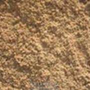 Песок овражный фото