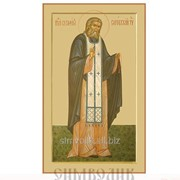 Икона св. прп. Серафим Саровский фото