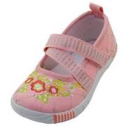 Туфли дошкольные с верхом из текстильных мат-в 43101 фото