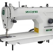 Машина швейная одноигольная промышленная челночного стежка ZOJE ZJ9600H-BD фото