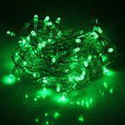 Гирлянда зеленая 120 LED LC-NO120z 8 режимов фото