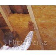 Утепление крыш, фасадов, стен т.87776574722; 87071574722 фото