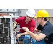 Услуги по ремонту, монтажу и пусконаладочные работы оборудования фото