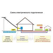 Схема подключения газового генератора фото