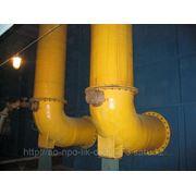 Трубопроводы из стеклопластика фото