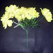 Букет искусственных цветов 7 голов 932-040 фото