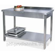 стол производственный РефриХол СРП-2/1800/600 фото