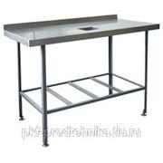 стол производственный Продтехника ССОП-600 фото