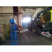 Ремонт и диагностика грузовой и спецтехники фото