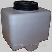 Пластиковый гидравлический бачок под масло фото