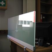 Экран цельностеклянный. фото