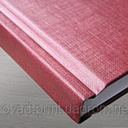 Переплет дипломов и бухгалтерских книг фото