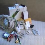 Проектирование и монтаж систем сигнализации фото