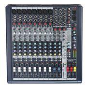 Soundcraft MFX8i профессиональный компактный микшерный пульт с процессором эффектов фото