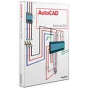 Обеспечение программное AutoCAD® Electrical, Средства программные обработки графических данных фото