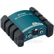 BSS Audio AR-133 Одноканальный активный DI Box фото