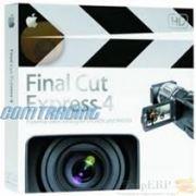 APPLE Final Cut Express 4.0 Retail (MB278Z/A) фото