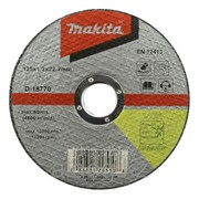 Отрезной диск по металлу Makita WA60T 125x1.2 мм фото