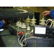 Высоковольтные испытания электрообарудования ЭТЛ фото