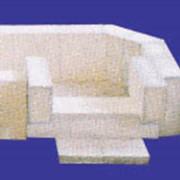 Электроплавленные литые баддлеито-корундовые огнеупоры фото