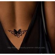 Биотату (временные), татуировки, пирсинг. фото