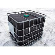 Еврокуб б/у, объемом 1000 литров, из-под пищевых продуктов фото