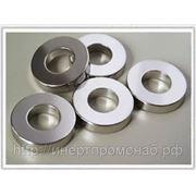 Магнитные диски 45х30мм. фото