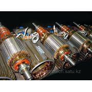 Ремонт, перемотка крановых электродвигателей фото