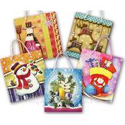 Подарочные пакеты Новый Год | ламинированные | пакеты бумажные | куплю пакеты | фото