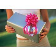 Доставка ваших подарков, цветов, поручений по Алматы фото