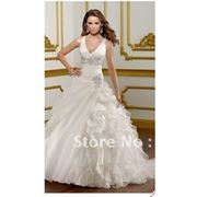 Прокат шикарных свадебных платьев фото