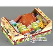 """Магазин KLEIN Набор продуктов """"Для обеда"""" [9664] фото"""
