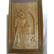 Картина Рыцарь фото