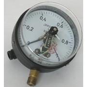 Манометр электроконтактный ДМ 2005 фото