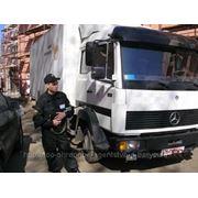 Сопровождение и охрана грузов фото