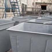 Контейнеры из металла для мусора,Купить металлические Контейнеры для мусора Донецк Украина фото