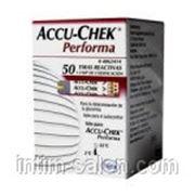 Тест-полоски Accu-Check Performa 50 шт. фото