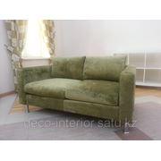 "Перетяжка дивана от ""DECO INTERIOR"" www.decorshtor.kz фото"