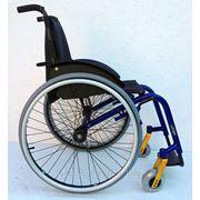 Инвалидная коляска для активных людей Kuschall K4 фото