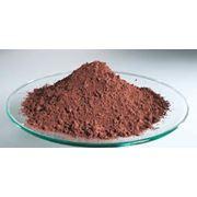 Краситель (пигмент) ХТС-11 Коричневый 25 кг железоокисный фото