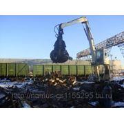 Закупка лома черных металлов Вагоннами фото