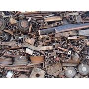 Цена на лом черных металлов, скупка черного металла. фото