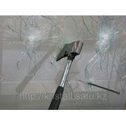 Укрепление стекол ударопрочной (защитной) пленкой в Астане фото