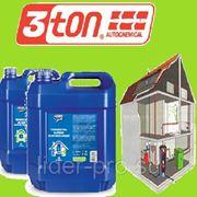 Теплоноситель для всех систем отопления 3ton (США) 10л фото