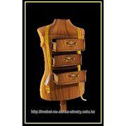 Изготовление мебели на заказ по Вашим меркам. фото
