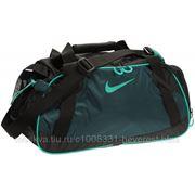 Сумка Nike VARSITY GIRL MEDIUM DUFFEL BA3155 черный one size фото